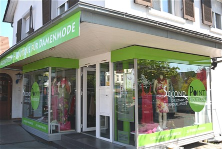 Second Point Boutique Achern